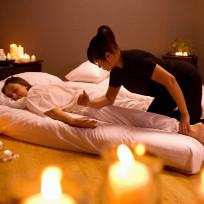Floor Based Yoga Style Traditional Thai Massage